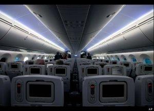 interior 787