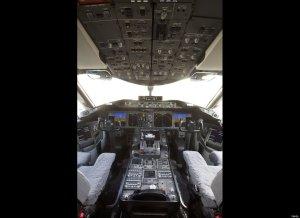 bagian dalam boeing 787 dreamliner